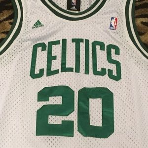 adidas Shirts - Ray Allen Adidas Celtics White Jersey Medium +2 a424fa507